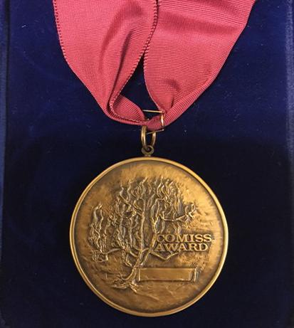 COMISS Award